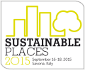 Sustainable Places 2015