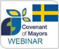 Covenant of Mayors webinar for Sweden: Insamling av energistatistik för att göra en lokal växthusgasinventering
