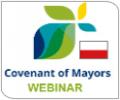 Covenant of Mayors webinar: Og�oszono w Polsce nowy nabór wniosków o dofinansowanie wdrażania SEAP i PGN
