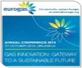 Eurogas Annual Conference: Gas Innovation - Gateway to a Sustainable Future