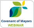 Covenant of Mayors Webinar: Reducing CO2 emissions through sustainable material resource management
