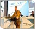 Managenergy Annual Conference - Sustainable Energy Investments in Cities and Regions