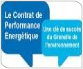 Webinaire - Contrats de Performance Energétique (CPE) (attention changement de date)