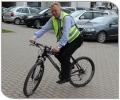 Lithuanian Signatory city of Telšiai took up the European Cycling Challenge 2014