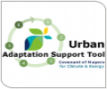 The refreshed Urban Adaptation Support Tool provides new insights into the links between adaptation and mitigation
