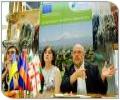 """Армения: Встреча команды проекта  """"Соглашение мэров - Восток"""" с представителями СМИ Армении"""