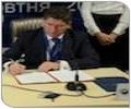 Львовская областная государственная  администрация стала первым региональным координатором в регионе Соглашения Мэров - Восток